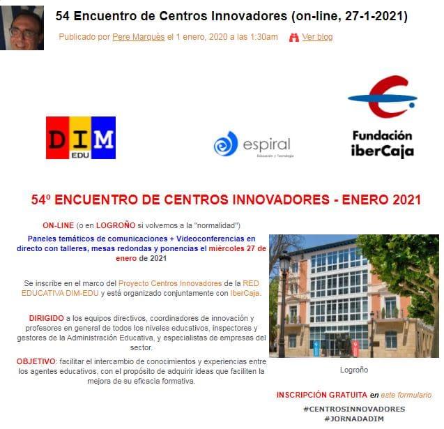 54 encuentro centros innovadores